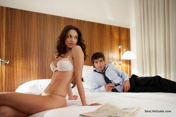 Striptease for him