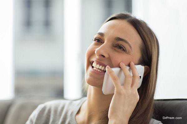 Replying call