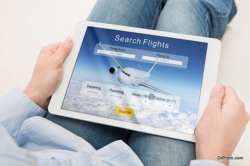 Booking your flight