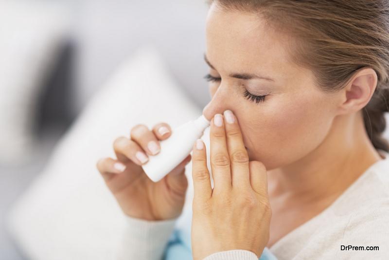 nasal spray