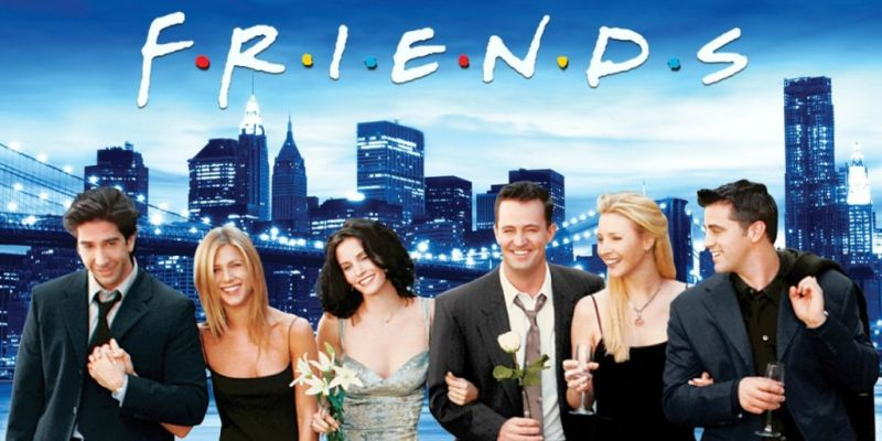 Friends funny show