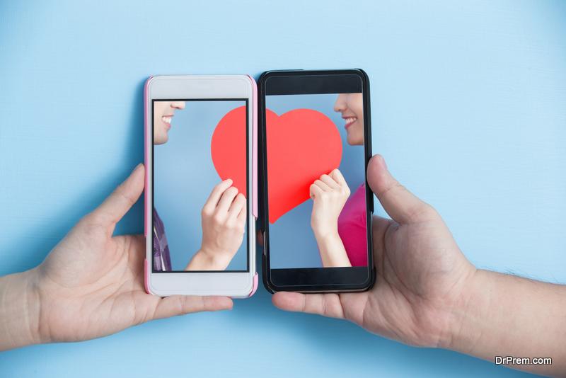 on line dating app